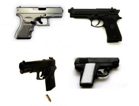 Silah Modelleri, tek tabanca